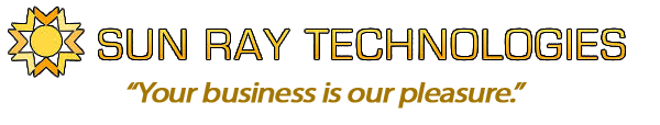 Sun Ray Technologies, New Orleans, LA logo